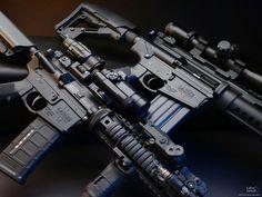 Texas Institute AR-15's