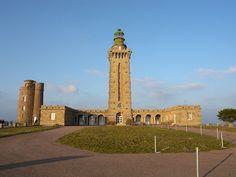 Cap Frehel lighthouse [1950 - Pléhéral-Plage-Vieux-Bourg, Brittany, France]