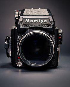 Mamiya 645 100s medium format film camera