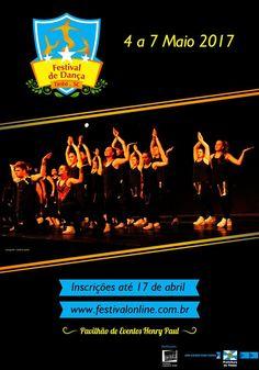 Última semana de inscrições para o Festival de Dança de Timbó – Portal Timbó NetPortal Timbó Net
