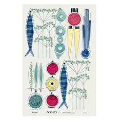 Ordinaire Almedahls Kitchen Textiles Scandinavian Fabric, Famous Designer, Dish Towels,  Tea Towels, Swedish