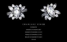 Irene Karsten Jewellery Ultimate Collection, Irene, Diamond Earrings, Brooch, Jewelry, Diamond Stud Earrings, Jewellery Making, Jewerly, Jewelery