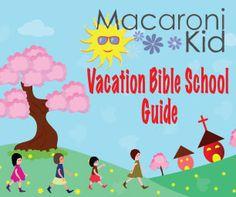 Vacation Bible School Guide for Evergreen, Bailey & Conifer | Macaroni Kid #findyourfamilyfun #mackid