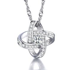 Ms. Silver plated pendant heart eternal love fashion super flash crystal jewelry high quality jewelry No necklace //  $ 8.97 //  See details here: http://fashionnecklace.org/product/ms-silver-plated-pendant-heart-eternal-love-fashion-super-flash-crystal-jewelry-high-quality-jewelry-no-necklace/ //    #fashion #style #musthave #jewelry #lady #shopping #glam #vintage #pearl #necklace