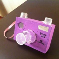 Come realizzare una piccola macchina fotografica (DIGITALE!!!)!