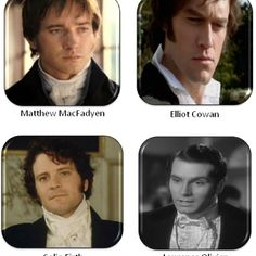 The Mr. Darcy