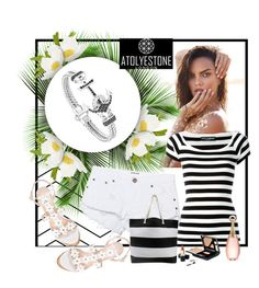 """ATOLYESTONE"" by car69 ❤ liked on Polyvore featuring Dolce&Gabbana, One Teaspoon, Oscar de la Renta, Christian Dior and atolyestone"