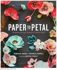 paper to petal book cover design