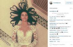 Kendall Jenner   Fotó: instragram.com - PROAKTIVdirekt Életmód magazin és hírek - proaktivdirekt.com