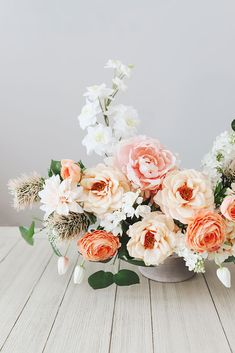 Coral artificial ranunculus flowers are natural touch and have a fresh-from-the-garden look. Sure to bring beauty to your DIY wedding bouquets or corsages. Peach Coral Tall x Bloom Real Touch Browse Artificial Ranunculus Ranunculus Centerpiece, Ranunculus Wedding, Ranunculus Bouquet, Blush Wedding Flowers, Diy Wedding Bouquet, Bridal Flowers, Floral Centerpieces, Wedding Centerpieces, Wildflowers Wedding