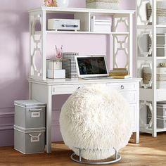 Elsie Desk + Hutch   PBteen