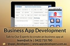 Business App Development