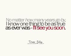dear john quotes - Google Search