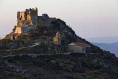 Castillo de Trevejo,  Trevejo, Extremadura, Spain