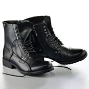 Just picked up these Rock and Republic #Boots. Let's see if I can wear a 10.5 comfortably