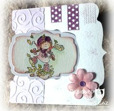 tilly daydream by docrafts terry card ideas - Google Search
