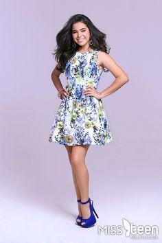 Ella es Ingrid Alexandra Padilla, tiene 16 años y representa a Managua. Candidata a #MissTeenNica 2015.