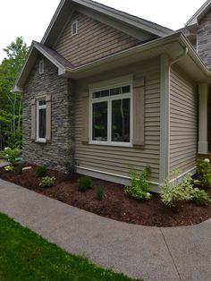 Exterior Cultured Stone Design, Pictures, Remodel, Decor and Ideas - page 2