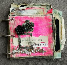 SeesterK: Ramblings... an Art Journal.