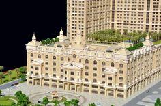 Al Habtoor Palace Hotel, Dubai , UAE