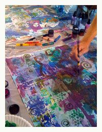Five Ways to Set Your Art Journaling Free. From the Cloth, Paper, Scissors blog