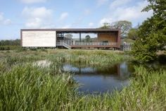 FSC Margam is a specially designed eco building in the heart of Margam Country Park, south Wales Eco Buildings, Country Estate, South Wales, Acre, Discovery, Centre, Coastal, Study, Heart