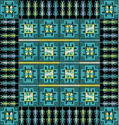 Hebron Flowers Cross Stitch E-Pattern PDF Format - inspi-Israël embroidery sweets embroidery inspiration embroidery beautiful Cross Stitch Needles, Cross Stitch Patterns, Pdf Patterns, Cross Stitch Software, Palestinian Embroidery, Embroidery Motifs, Embroidery Ideas, Hama Beads, Cross Stitching