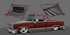 (15) National Squarebody Association Chevy Pickup Trucks, Chevy C10, Chevy Pickups, Chevrolet Trucks, Truck Paint, C10 Trucks, Plastic Model Cars, Chevy Muscle Cars, Square Body