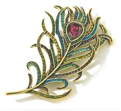 The Brooch.....to replace the rhinestone pin that comes with the dress....