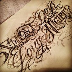 Tattoo Schriften Vorlagen - 40 Designs Posts   Pinterest   Tattoo