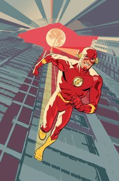 Brian Bendis' first major DC event explodes in June, as Event Leviathan arrives, Flash Year One speeds on, a major villain dies, and more! Comic Book Covers, Comic Books Art, Comic Art, Flash Comics, Arte Dc Comics, Flash Art, The Flash, Flash Wallpaper, Wally West
