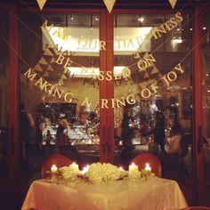 #高砂 #Wedding #ガーランド