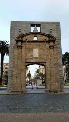 Puerta de la Ciudadela
