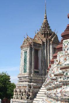 Temple of the Dawn, Bangkok, Thailand