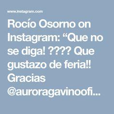 """Rocío Osorno on Instagram: """"Que no se diga! 💃🏻💃🏻 Que gustazo de feria!! Gracias @auroragavinooficial por dejarme lucir un vestidazo así! ♥️"""" • Instagram"""