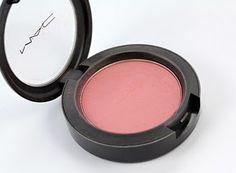 MAC Mocha blush is amazing on my skin tone.
