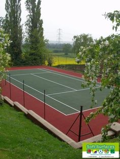 MUGA Tennis Court Sports Surface Grants