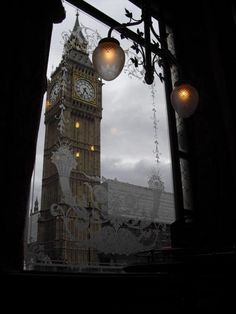 Big Ben - London, England.