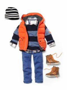 Toddler Boy Clothing: We ♥ Outfits | Gap