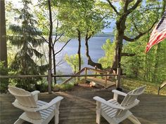 Seneca Lake Cabin with Private Beach & Dock - Vacation homes for Rent in Penn Yan, New York, United States