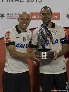 Sport Club Corinthians Paulista - Alessandro e Danilo