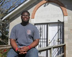 Teen becomes youngest member of Edwards Street Fellowship Center board