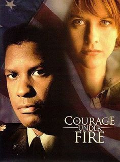 Courage Under Fire (1996) Matt Damon Movies, Actor Denzel Washington, Films Cinema, Image Film, Interview, Christian Movies, Great Films, Hollywood, About Time Movie