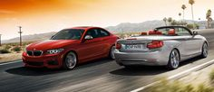 We're smitten with the #2Series!  Which do you prefer: coupe or convertible?
