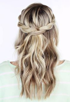 Braid Inspiration - Cute and Easy Everyday Braids- Livingly