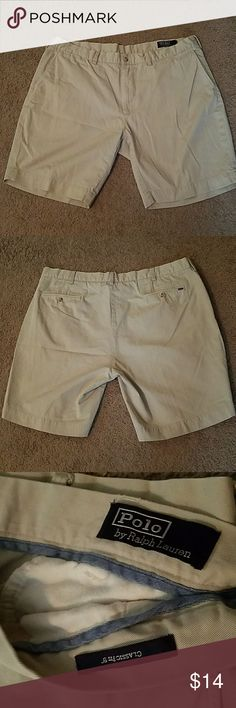 Polo Ralph Lauren shorts  size 42 Polo Ralph Lauren shorts are in good condition.    Thanks for stopping by! Don't forget to bundle to save more! Polo by Ralph Lauren Shorts