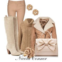 """""""All about the Boots"""" by nicola-conner on Polyvore"""