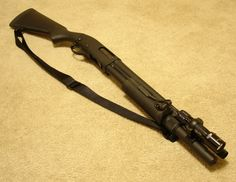 White Belt    Join Date: Feb 2008  Location: Las Vegas, NV  Posts: 108  here is the remington 870.. good shotty