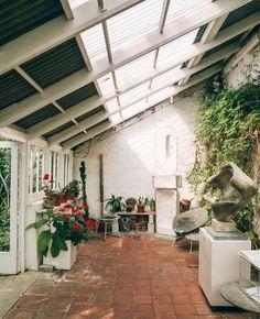dept of interiors - Barbara Hepworth Museum & Sculptural Garden