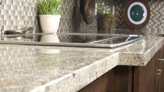 countertop/cabinet color
